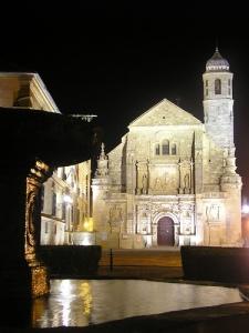 Plaza de Vázquez Molina, Úbeda (Jaén).