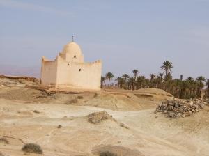 Sidi Testur, Figuig (Marruecos), en la frontera con Argelia. Foto de Wissem Gueddich, octubre de 2008.