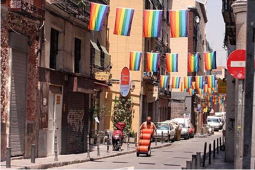 Chueca street