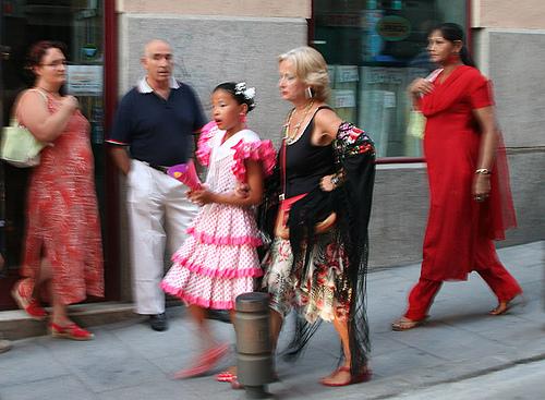 Fiestas en Lavapies