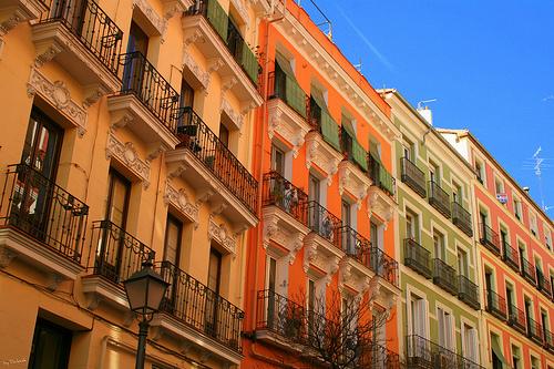 Lavapies calle Olivar
