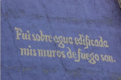 Muro a la Latina