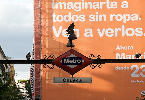 Plaza Chueca (cartel)