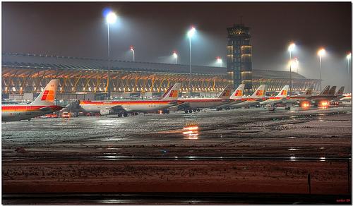 Aeropuerto de Barajas 3