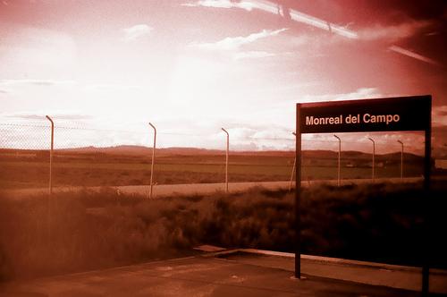 Estación de Monreal
