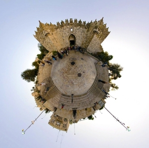 Planet Jerusalem Damascus Gate