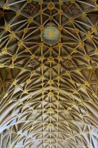 Quire ceiling