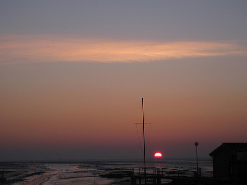 «demain , sera un autre jour ...», foto de Martine («marycesyl intermitente d'internet»), 19 de febrero de 2009.