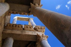 «Classical perspective», foto de Red Castle (Carlos), 18 de marzo de 2008.